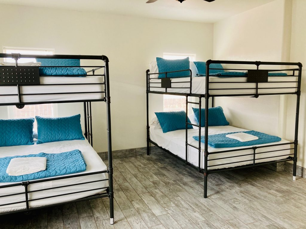 Horseshoe Bend House Bunk Bed Room